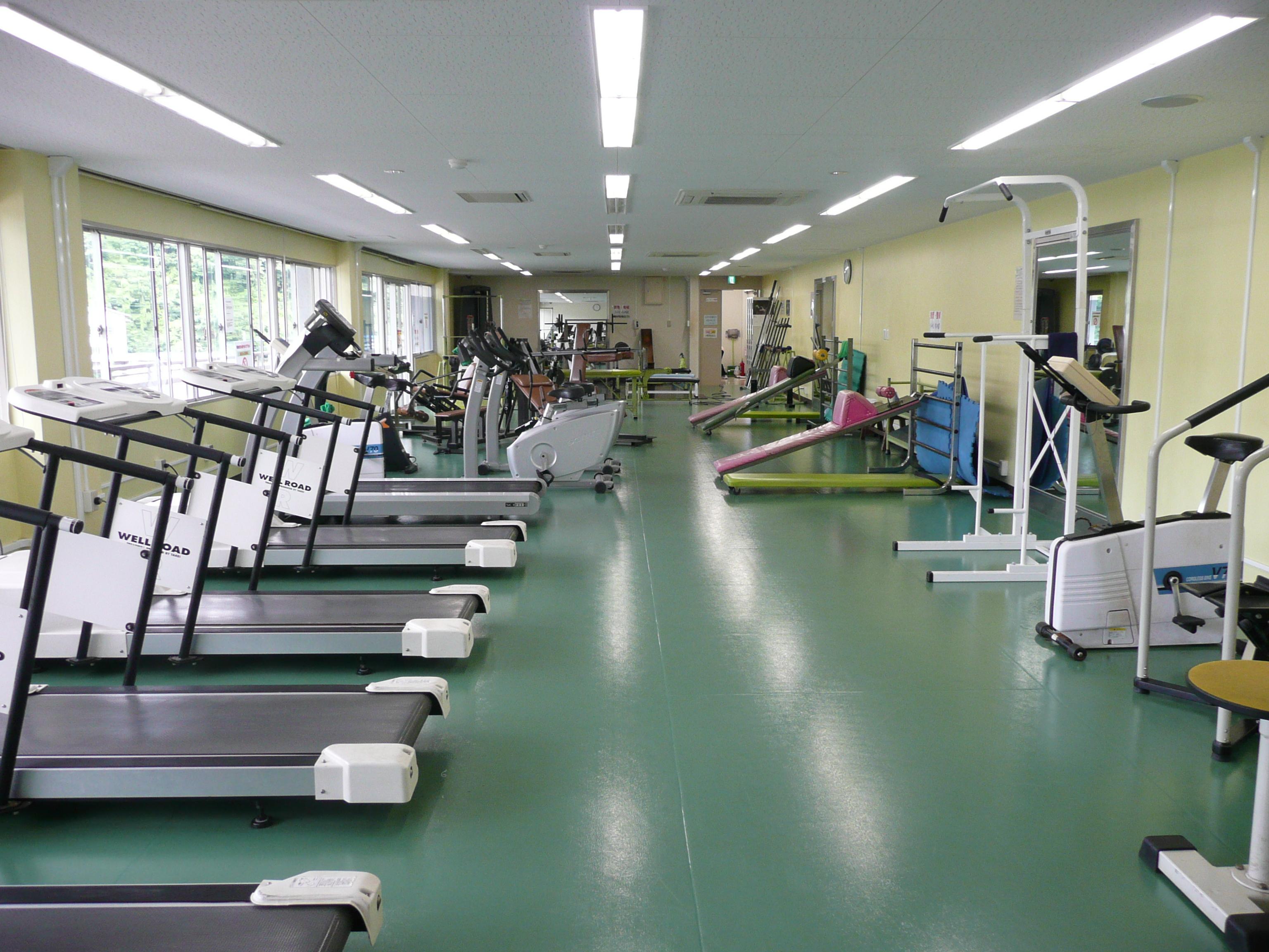 舞鶴東体育館の画像